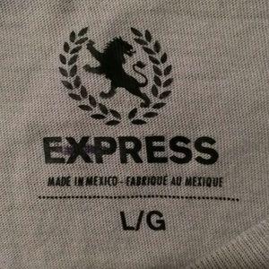 Express Shirts - Express Tee// Adult Large